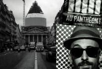 JR coupole travaux Panthéon